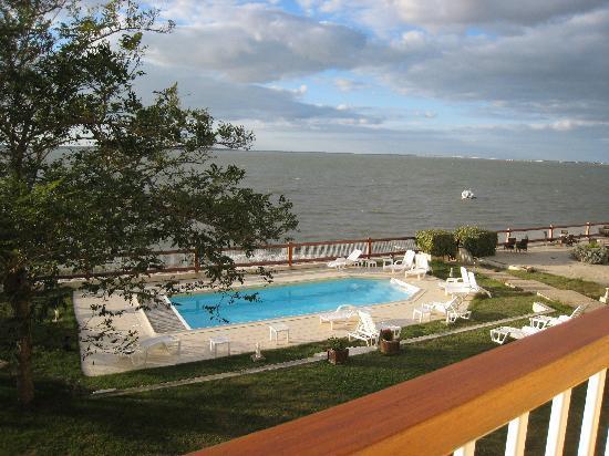 vue depuis notre chambre foto le grand chalet ronce les bains tripadvisor