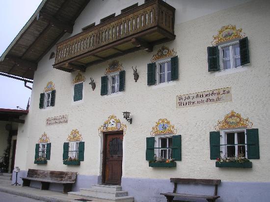 Hotel Gablerhof: Gablerhof - front of hotel