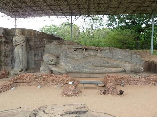 Polonnaruwa, North Central