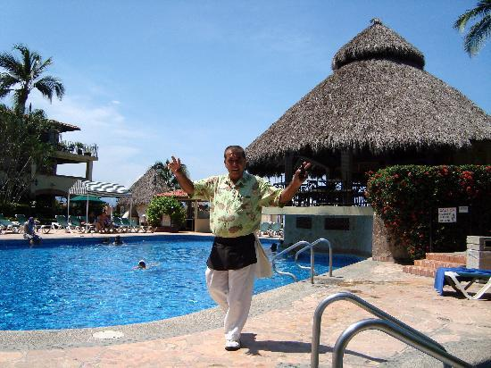 Vallarta Torre: Willy, one of the many wonderful employees