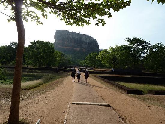Σιγκιρίγια, Σρι Λάνκα: SIGIRIYA ROOK