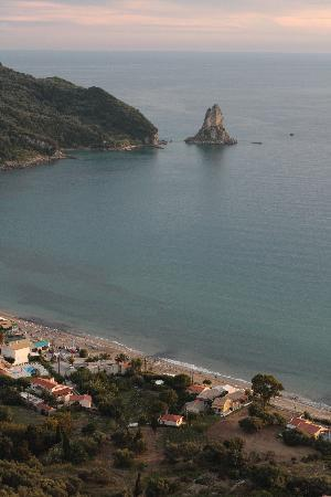 Dina's Paradise Hotel & Apartments: amazing Agios Gordios