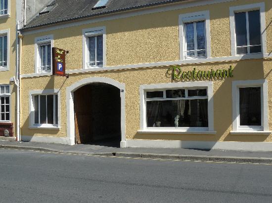 Isigny-sur-Mer, Francia: cour intérieure