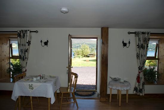Sea Lodge B & B: Breakfast room