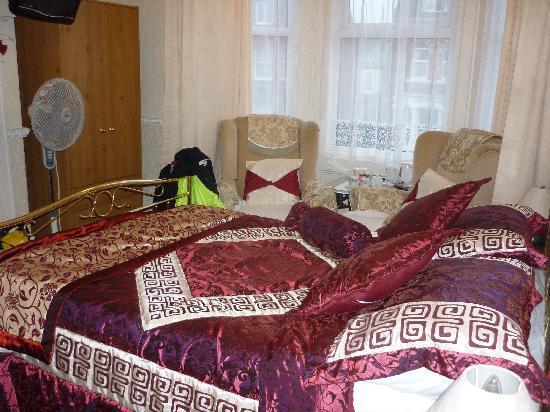 Malvern Guest House: bedroom