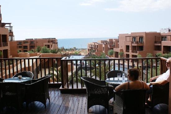 Sandos San Blas Nature Resort & Golf: Lobby bar view