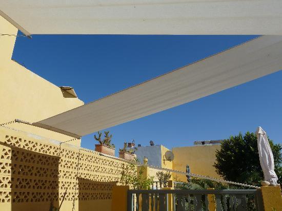 Dar Beldi : Roof terrace 3