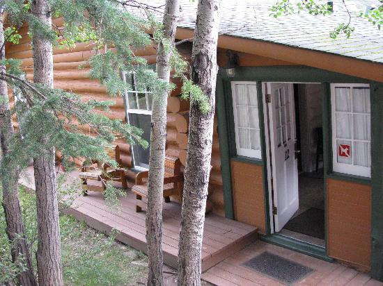 "Overlander Mountain Lodge: La nostra "" cabin """