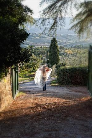 Relais Villa Belpoggio: View from the villa-1