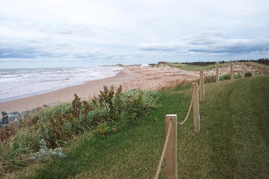 The Links at Crowbush Cove: Crowbush Golf Course - Ocean View from Course