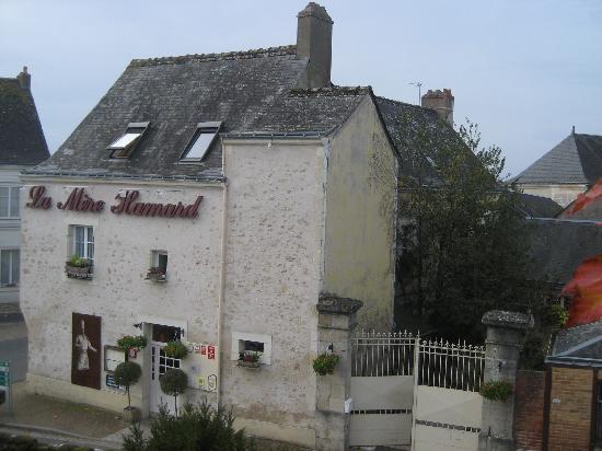 Hostellerie de la Mere Hamard: Le restaurant