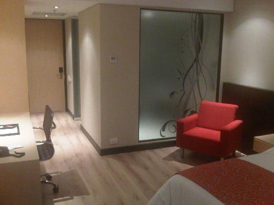 Radisson AR Hotel Bogota Airport: habitación