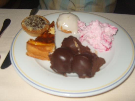 IBEROSTAR Royal El Mansour & Thalasso: pudding