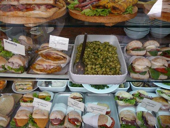 Caffe il Sole: fresh, delicious food