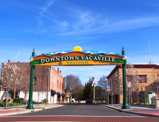 ‪‪Vacaville‬, كاليفورنيا: Welcome to Vacaville‬