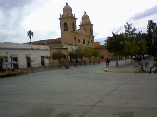 iglesia catedral N. sra del Rosario CAFAYATE