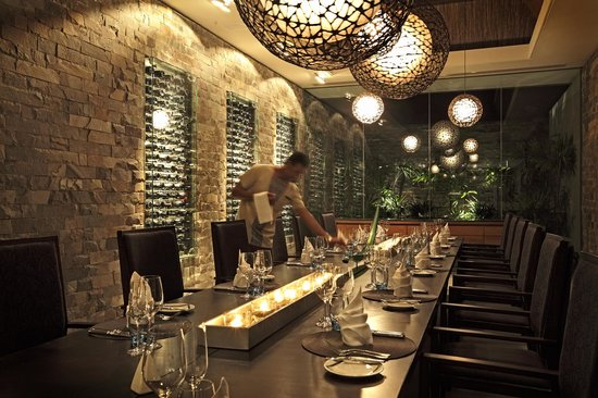Navo at InterContinental Fiji Golf Resort and Spa: Navo Private Dining Room