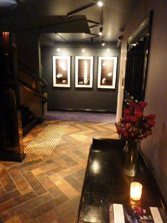 Spicers Balfour Hotel: entry