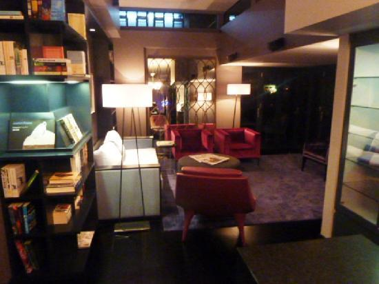 Spicers Balfour Hotel: lounge