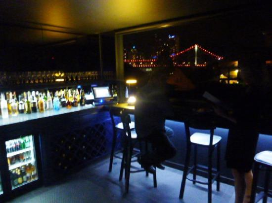 Spicers Balfour Hotel: rooftop bar