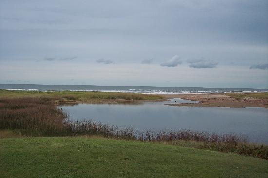 Rodd Crowbush Golf & Beach Resort: Golf Course View - Crowbuush