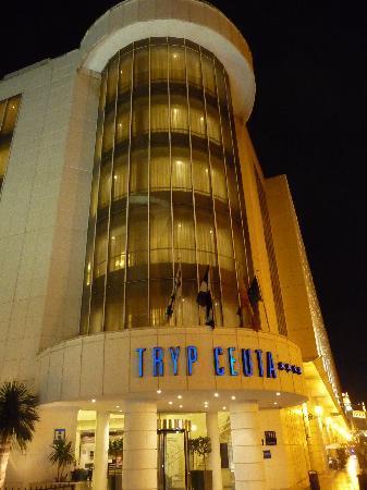 Hotel Ceuta Puerta de Africa: Hotel Tryp Ceuta