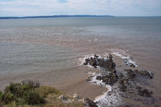 Alma, Kanada: Fundy Coastline from Cape Enrage