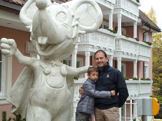카발리노 비안코 패밀리 스파 그랜드 호텔 사진