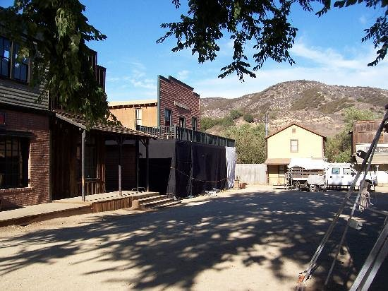 Agoura Hills, Californie : Paramount Ranch