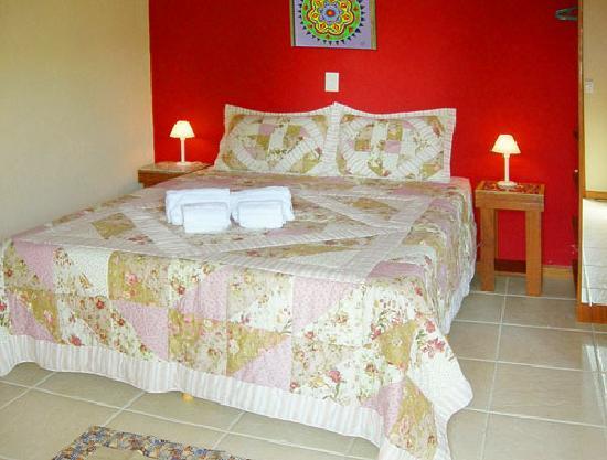 Casa Bonita: Suite upstairs