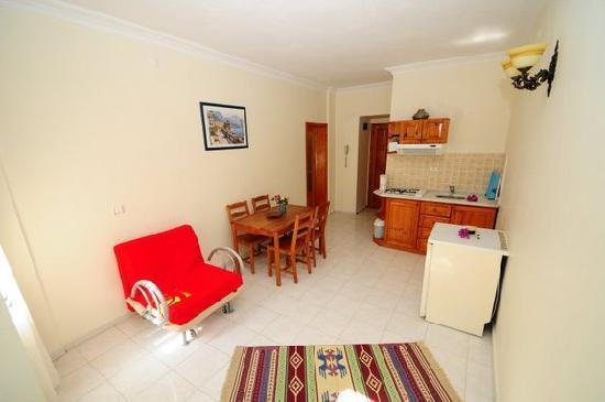 Caretta Apart Hotel: Careta Apart Hotel Calis/Fethiye