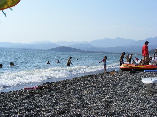 Litera Fethiye Relax Hotel : public beach