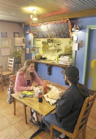 East Coast Taco Niantic Picture Of East Coast Taco Niantic