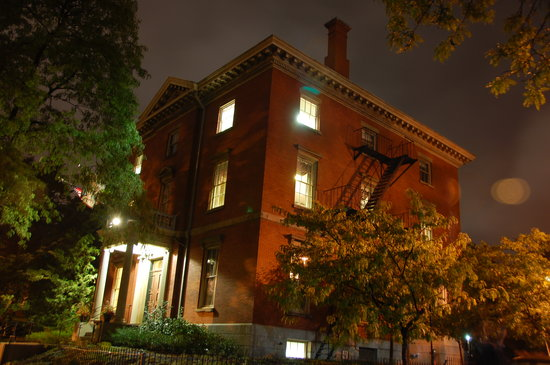 Providence Ghost Tour