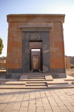 Karnak Open Air Museum: Red Chapel of Hatshepsut