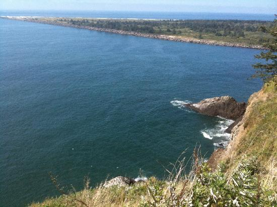 Cape Disappointment State Park: view