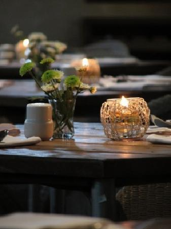 Restaurant Tables With Candles Picture Of Koi Kemang Jakarta Tripadvisor