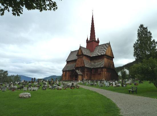 Ringebu Stave Church: Die Kirche von Ringebu