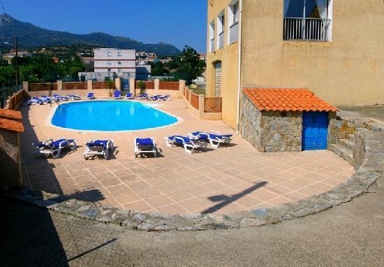 Hotel Maria Stella : piscine