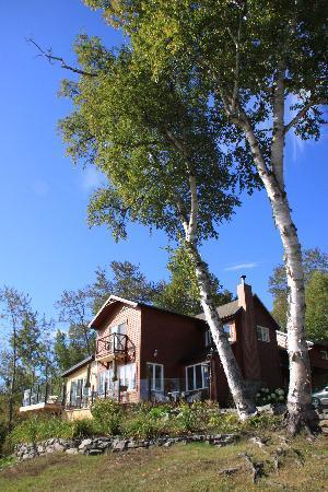 La maison sous le soleil picture of auberge des eaux for Auberge de la maison tripadvisor