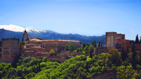 Vista panorámica de la Alhambra (28073362)