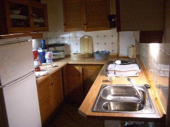 Oasis Verde : Kaputte Türen in der Küche