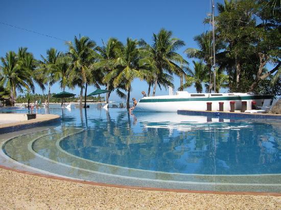 Musket Cove Island Resort & Marina: Musket cove Pool
