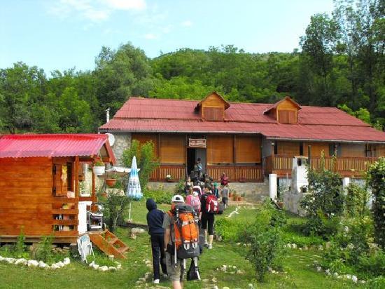 Transylvanie, Roumanie : Pensiune Agroturistica Mada Paradiso