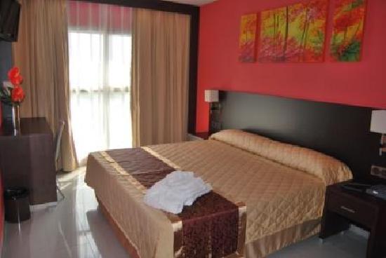 Hotel Cuatro Hermanas: Habitacion