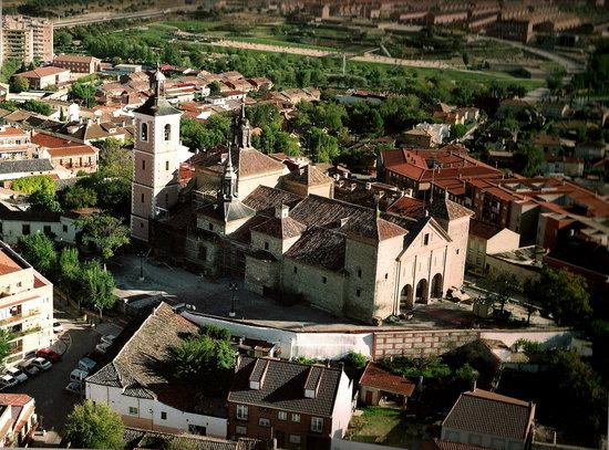 Valdemoro, Ισπανία: Iglesia parroquial