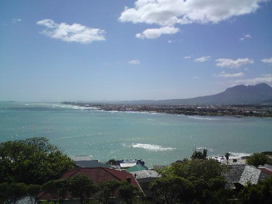 Gordon's Bay, South Africa: View from 18 on Kloof