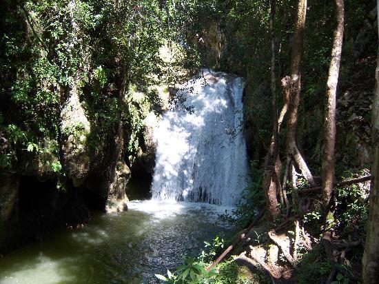 BelleVue Palma Real: Cascade dans la jungle près de Trinita