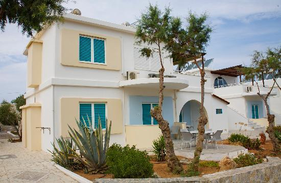 Blue Beach Villas & Apartments: Our villa
