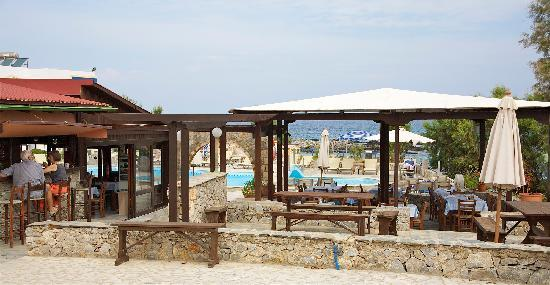 Blue Beach Villas & Apartments: Blu Beach Taverna